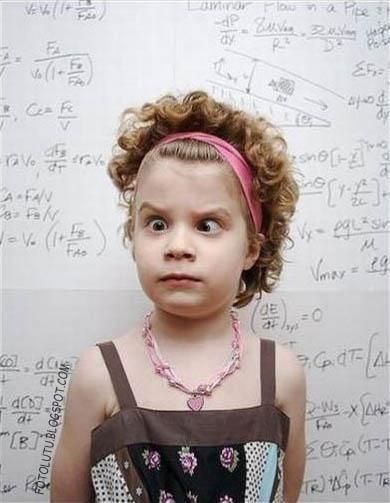 Matematika Emang Bikin Pusing