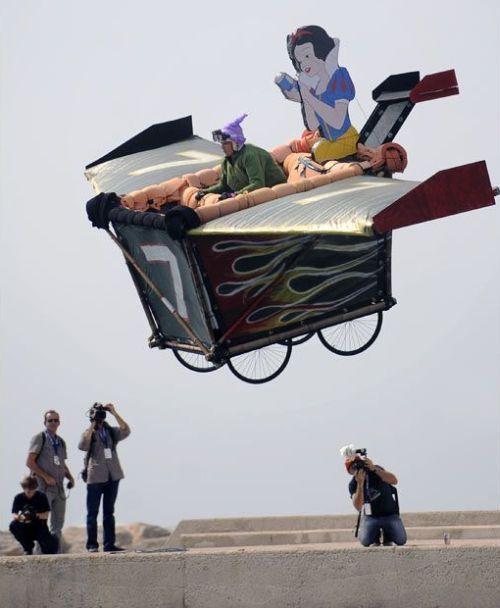 Kompetisi Manusia Terbang