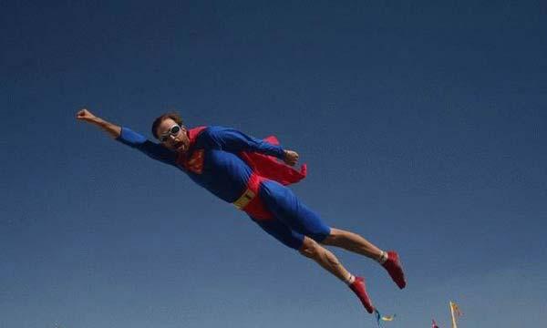 Manusia Super Yang Cungkring Dan Berewokan