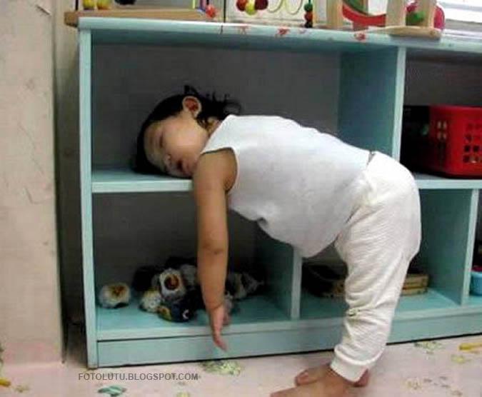Anak Tidur Kayak Dihipnotis