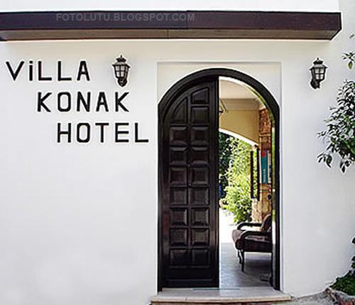 Ya Ampun Nama Hotelnya Anunya Gitu