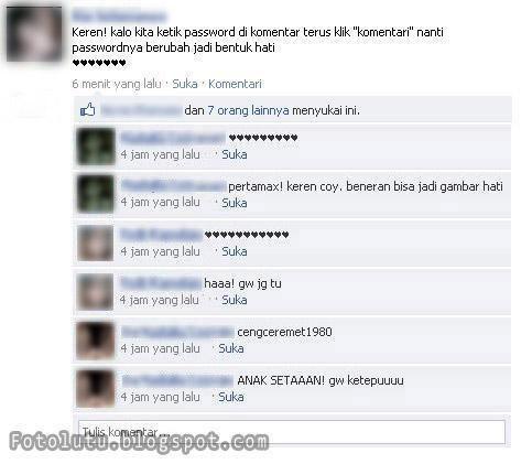 Korban Penipuan Di FB