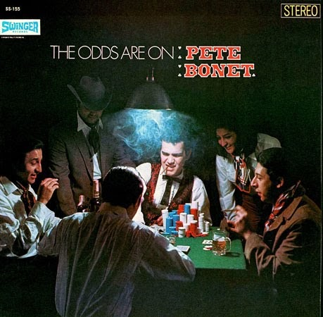 Pete Bonet The Odds Are On Pete Bonet