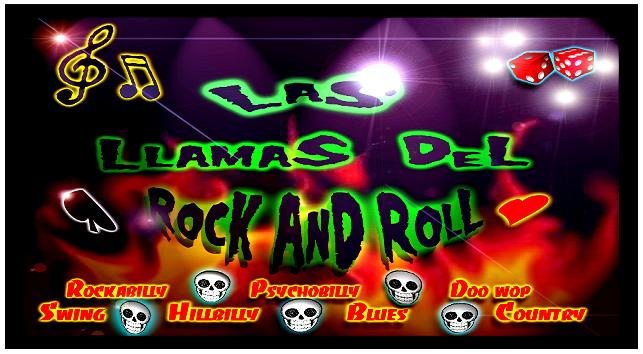 LAS LLAMAS DEL ROCK AND ROLL