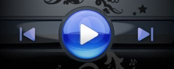 Windows Media Player 11 logo/screenshot