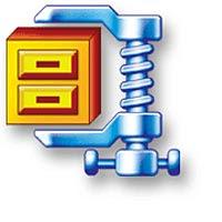 WinZip 12.1 logo/screenshot