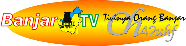 BANJAR TV,  Tv nya Orang Banjar (ch 42 uhf)