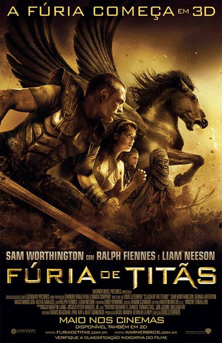 Download Fúria de Titãs 2 Dublado TS Avi Rmvb