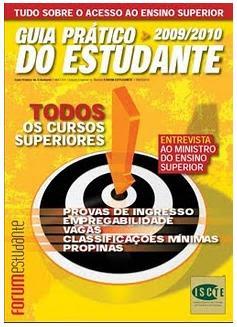 Guia Prático do Estudante - 2009/2010 fghfghfd