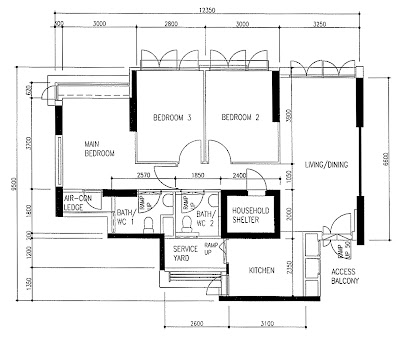 20K for new standard 4 room flat - MyHomeTown.SG - Public Forum - Home