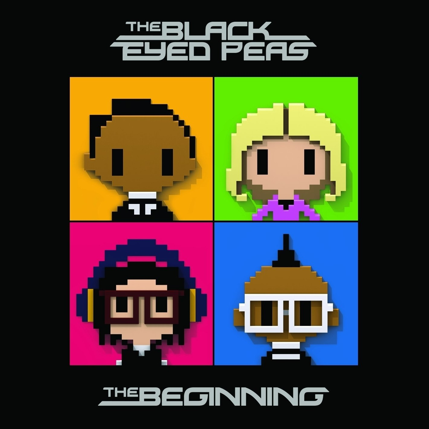 01 - black eyed peas - the time (dirty bit)