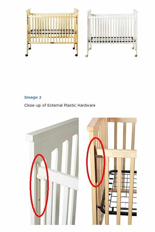 Bassett Crib Parts Images Frompo 1