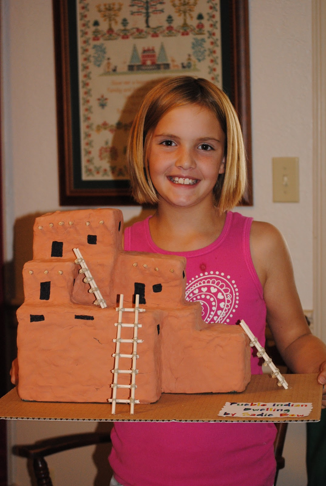 How To Build Hopi Pueblos Ehow Party Invitations Ideas