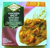 "The classic English ""balti"" - invented in Birmingham"