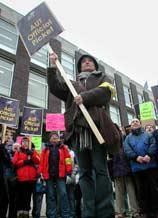 Rampaging lecturers demanding ludicrous salaries
