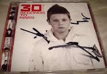 1º CD: 30 SECONDS TO MARS