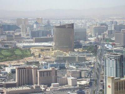 Stratosphere Las Vegas. World in Las Vegas