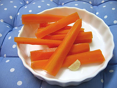 Pickled carrot recipes