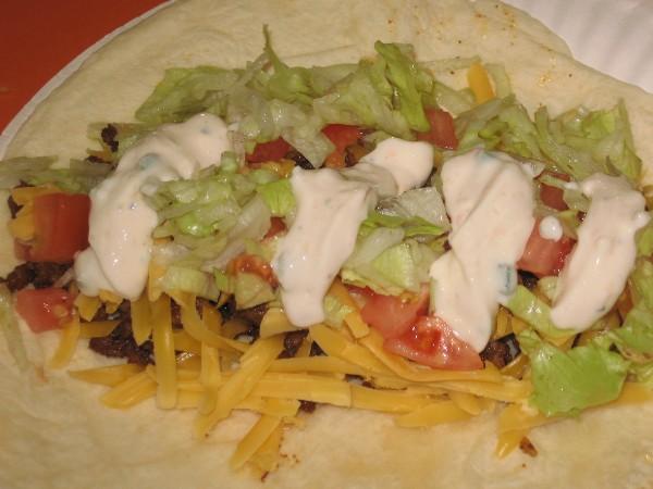 Baja chicken chalupa recipe