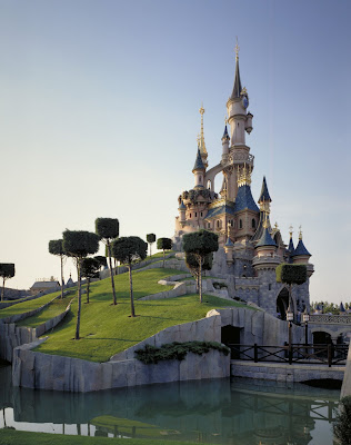 For the average eight year old growing up in Crouch End, Disneyland Paris