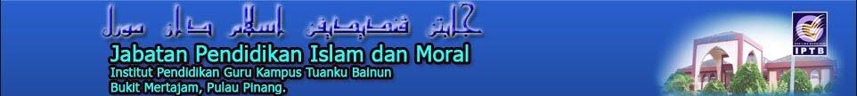 Jabatan Pendidikan Islam dan Moral