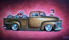 Chevy P/U 3600 - 1950