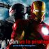 Iron Man vs la pirateria