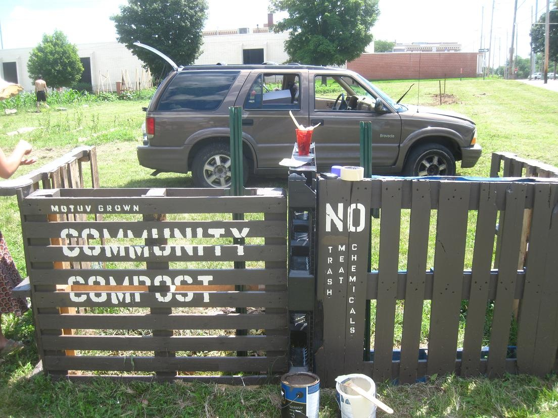 how to build a compost bin from wooden pallets truth is treason