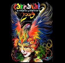 Afiches del carnaval
