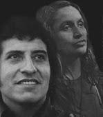 Víctor Jara y Violeta Parra