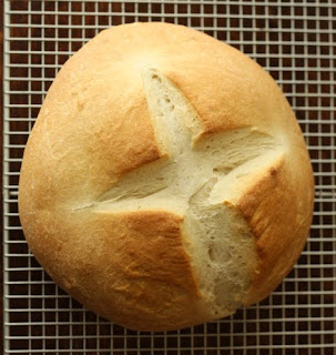 Simple One Hour Homemade Bread — La Fuji Mama