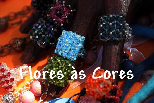 Flores às Cores
