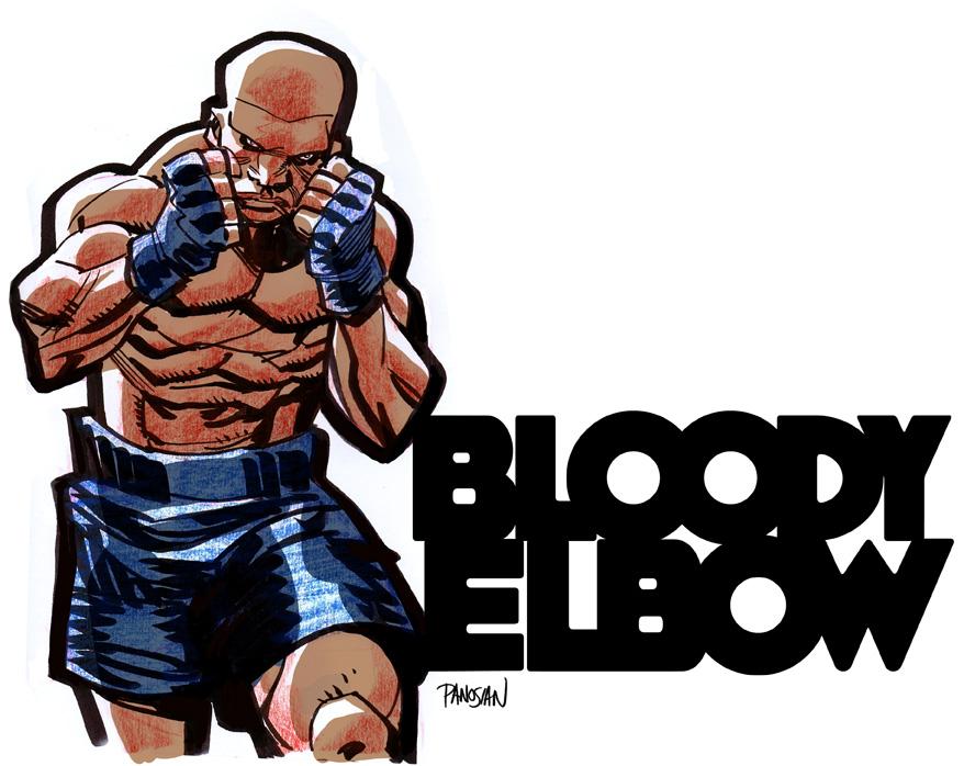 Urban Barbarian: Bloody Elbow