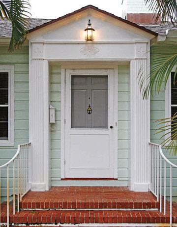 Green Street: Front Door Style