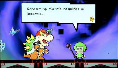 Mario Paper, Wii