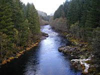 Breitenbush River above French Creek near Detroit.Photo: U.S. Geological Survey at www.usgs.org