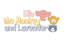 Click On Ella and the Monkey and Lavender To Visit Maddy&#39;s Blog!