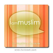yes, i am a muslim!