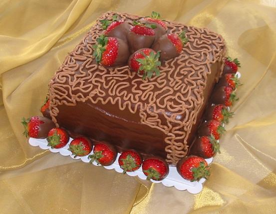 Мастер класс украшения тортов в домашних условиях - OndoShop.ru
