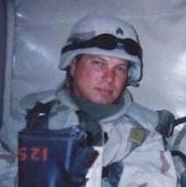Pat Lamoureux - Iraq 2003