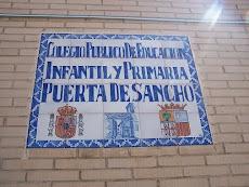 """C.E.I.P. """"Puerta de Sancho"""""""
