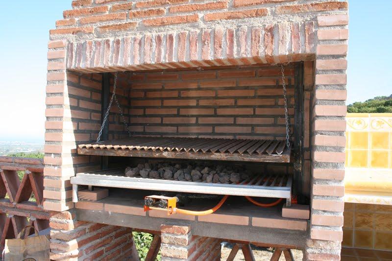 Barbacoas artesanales argentinas for Barbacoa piedra volcanica jardin