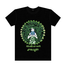 Get yourself your very own Greeny tshirt!