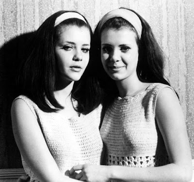 The Hammer Horror Collinson twins.