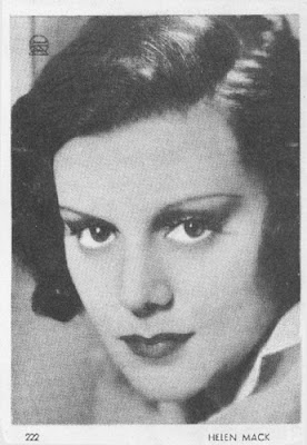 Gorgeous Helen Mack looks like she could be Frances Dee's sister.