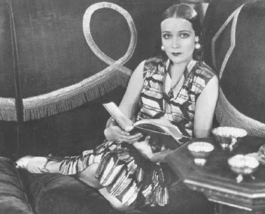 Dolores Del Rio made it to page 27.