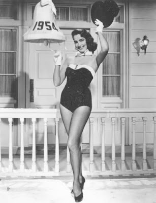 Julie Adams, AKA Julia.