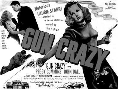 Ten years ago, you could only get Gun Crazy on bootleg videotapes.