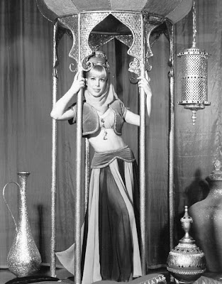 I dream of Barbara Eden.