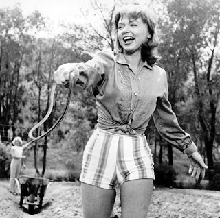 The Rockabilly Sophisticate Rip Yvette Vickers